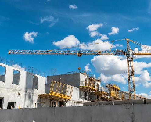 PEIM Etancheite intervient sur les constructions neuves